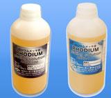 ロジウムメッキ液